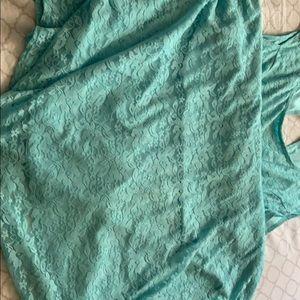 torrid Dresses - Torrid lace skater dress